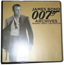 RHJB14AA-JAMES BOND 2014 ARCHIVES ALBUM