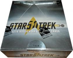 RHST50AN-STAR TREK 50 ANNIVERSARY TC