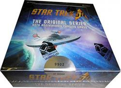 RHSTTOS50A-16 STAR TREK ORIG SER 50TH TC