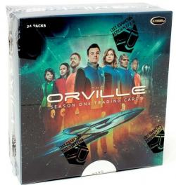 RHTORV1-2019 THE ORVILLE SEASON 1 TRADING CARDS