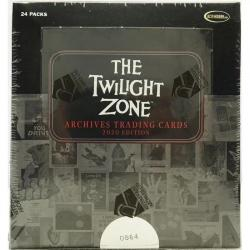 RHTWZO6-2020 TWILIGHT ZONE ARCHIVES TC