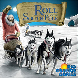RIO459-ROLL TO THE SOUTH POLE GAME