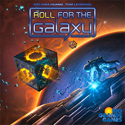 RIO492-ROLL FOR THE GALAXY DICE GAME
