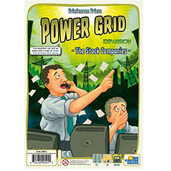 RIO524-POWER GRID: THE STOCK COMPANIES