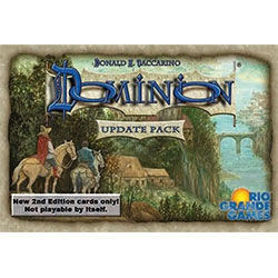 RIO534-DOMINION 2ND EDITION UPDATE PACK