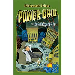 RIO548-POWER GRID FABLED CARDS