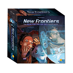 RIO556-NEW FRONTIERS RFTG BOARD GAME