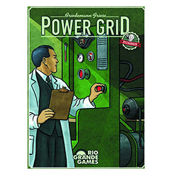 POWER GRID RECHARGED BOARD GM