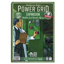RIO570-POWER GRID EXP MIDDLE EAST