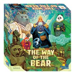 RIO584-THE WAY OF THE BEAR GAME