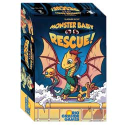 RIO585-MONSTER BABY RESCUE GAME