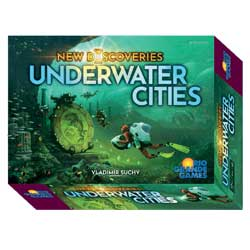 RIO587-UNDERWATER CITIES NEW DISCOVER