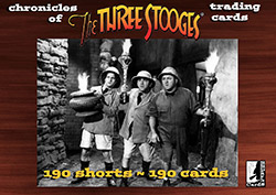 RRPC3SBS-RRP CHRONICLES 3 STOOGES SET