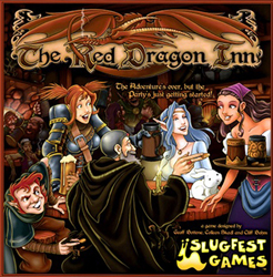 SFG004-RED DRAGON INN BOXED CARD GAME