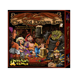 SFG007-RED DRAGON INN 2 CARD GAME