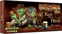 SFG025-RED DRAGON INN ALLIES KEET/NIT