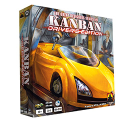 SG2010A-KANBAN: DRIVER'S ED LIMITED ED