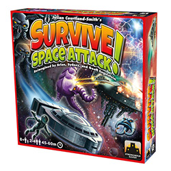 SG2012-SURVIVE: SPACE ATTACK GAME