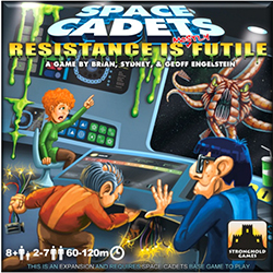 SG3004-SPACE CADETS RESISTANCE/MOSTLY