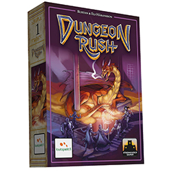 SG6011-DUNGEON RUSH GAME