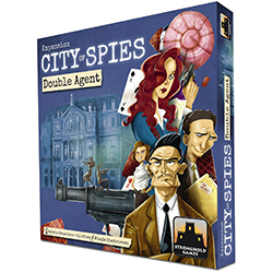 SG7060-CITY OF SPIES EXP DOUBLE AGENT