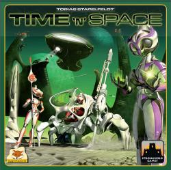 SG8011-TIME 'N' SPACE BOARD GAME