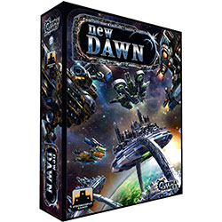 NEW DAWN AMONG THE STARS GAME