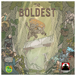 SG8041-THE BOLDEST BOARD GAME