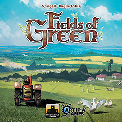SG8026-FIELDS OF GREEN CARD GAME