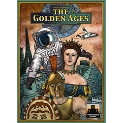 SG8016-THE GOLDEN AGES BOARD GAME