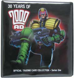 SI302ASCA-2000 AD 30 YEARS OF ALBUM