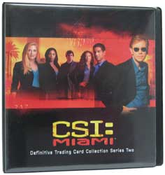 SICSIM2A-CSI MIAMI #2 TC ALBUM
