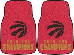 NBA CARPET FLOOR MAT - RAPTORS