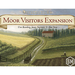 STM107-VITICULTURE MOOR VISITORS EXP