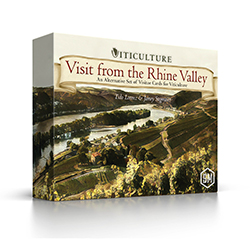 STM108-VITICULTURE VISIT/RHINE VALLEY