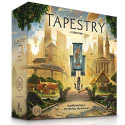 STM150-TAPESTRY BOARD GAME