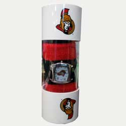 NHL SWEATWATCH DESIGN SENATORS