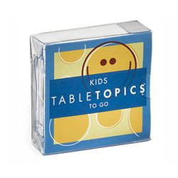 TBT0210A-TABLETOPICS TO GO KIDS