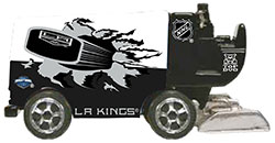 NHL 1/50 DIE CAST ZAMBONI KINGS