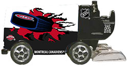 NHL 1/50 DIE CAST ZAMBONI CANADIENS