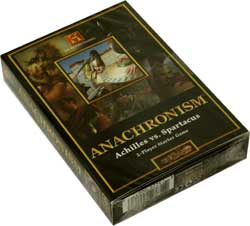 TKG10103-ANACHRONISM SET#1 WARRIOR PACK