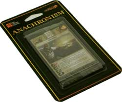 TKG70103-ANACHRONISM SET#7 WARRIOR PKS