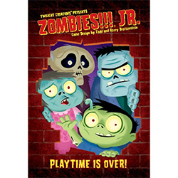 TLC2130-ZOMBIES!!! JR. GAME