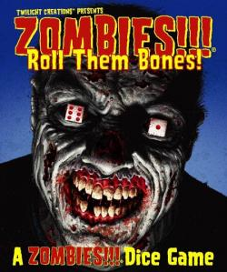 TLC2410-ZOMBIES!!!: ROLL THEM BONES