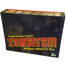 TLC2412-ZOMBIES!!! ULT COLLECTOR BOX
