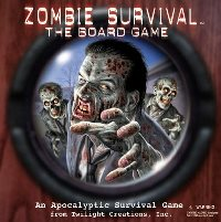 TLC3800-ZOMBIE SURVIVAL THE BOARDGAME
