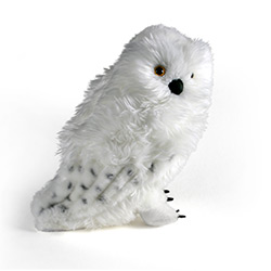 TNC003890-HARRY POTTER 8'' PLUSH HEDWIG