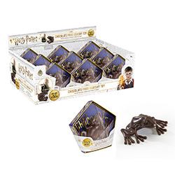 HARRY POTTER CHOCOLATE FROG SQUISHY TOY