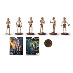 TNC006853-LORD OF THE RINGS BENDYFIGS GOLLUM