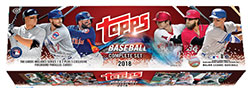 18 TOPPS BB COMPLETE SET